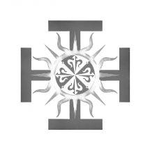 Escudo Santa Cruz Camas